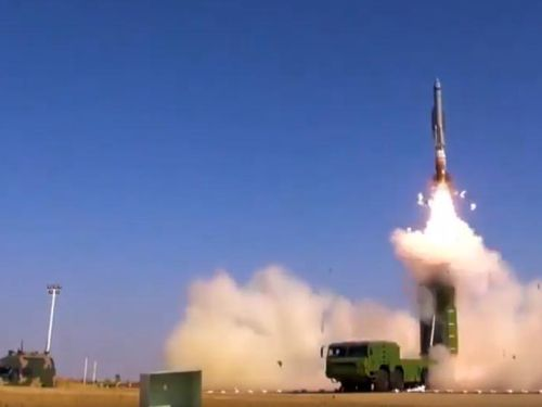 Trung Quốc 'vô tình' hé lộ tên lửa hành trình siêu âm mới