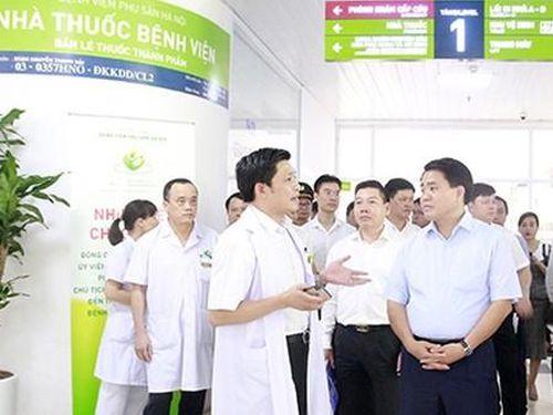 Hà Nội xây dựng Trung tâm Phẫu thuật và Hồi sức Sản phụ khoa theo chuẩn quốc tế