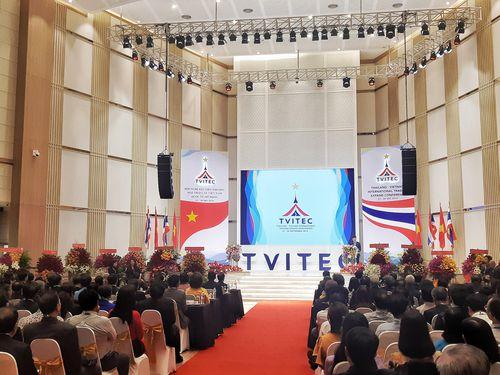 Hội nghị xúc tiến thương mại Thái Lan-Việt Nam quốc tế mở rộng tại Thái Lan
