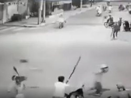 Bắt thêm nghi can bao vây Công an, chém hỏng xe của bảo vệ dân phố ở Đồng Nai