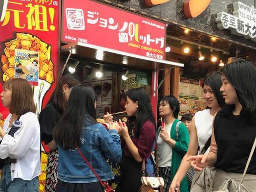 Căng thẳng Nhật-Hàn đẩy người dân vào vòng xoáy bất ổn