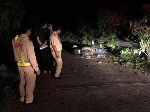 Thêm du khách tử nạn khi đổ dốc trên bán đảo Sơn Trà bằng xe máy