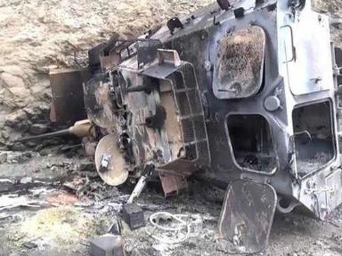 Phiến quân Houthi tuyên bố tiêu diệt 500 binh sĩ Ả Rập Saudi