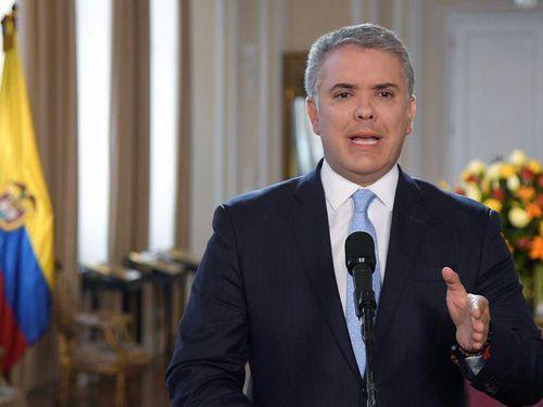 Colombia sẽ cập nhật hồ sơ cáo buộc Venezuela tài trợ khủng bố