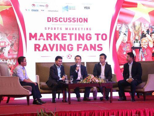 Sự kiện Sports Marketing lần đầu tổ chức tại Việt Nam