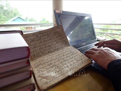 'Cha đẻ' của những công trình nghiên cứu văn hóa dân tộc Thái đen