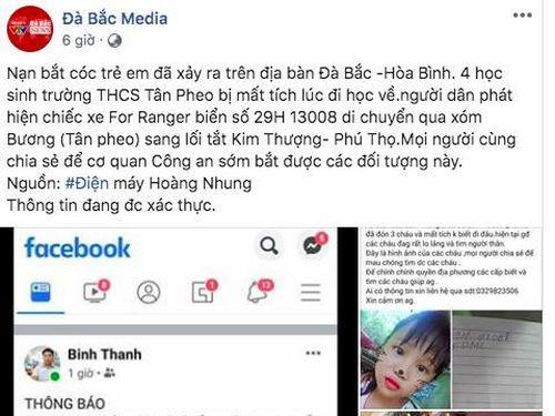 Hòa Bình: Bài học cho kẻ 'sảy miệng' trên mạng