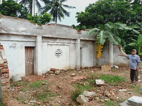 Thanh Hóa: Lợi dụng trùng tu, tôn tạo, bảo vệ đền đào trộm, đánh cắp nhiều cổ vật
