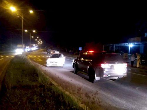 Tài xế taxi say xỉn, chạy xe vào đường ngược chiều bị phạt 18 triệu