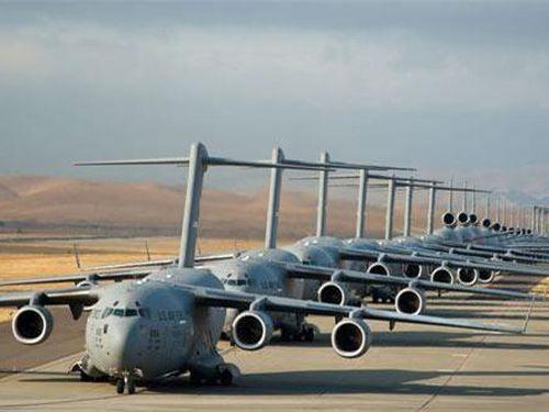 Trung Quốc giật mình khi Ấn Độ quyết triển khai 'Gã khổng lồ' C-17 tới sát biên giới