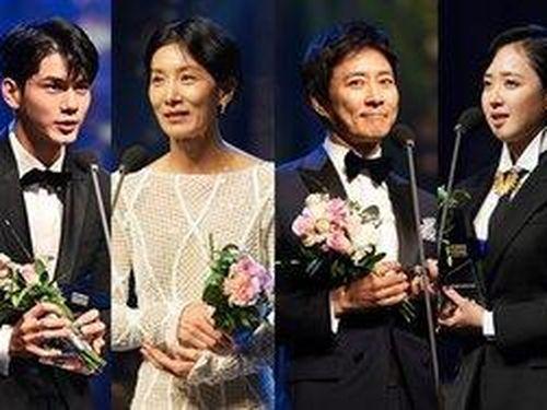 Kết quả 'LHP Hàn Quốc 2019': Ong Seong Woo (Wanna One) nhận 2 giải, Choi Soo Jong thắng 'Daesang'