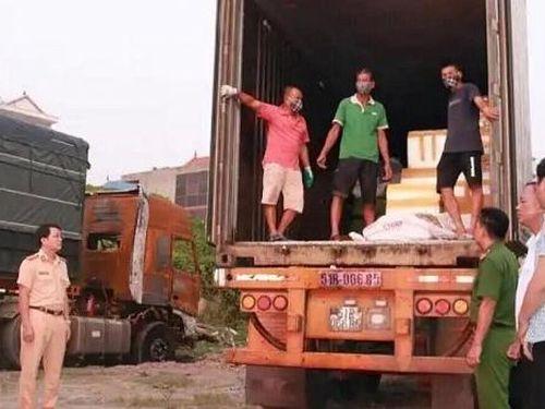 Hải Phòng tiêu hủy 6 tấn lòng lợn nhiễm dịch tả châu Phi