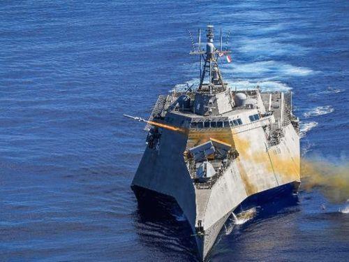 Mỹ thử tên lửa mới nhất ở Thái Bình Dương