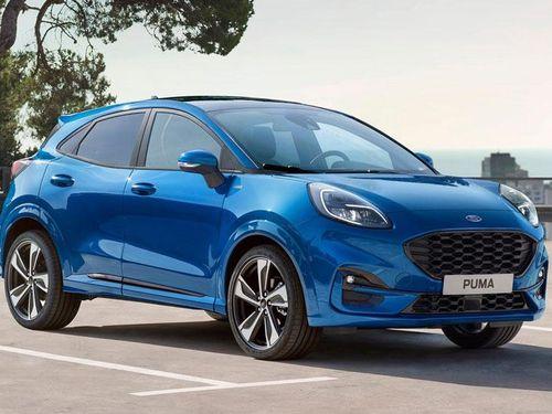 Ford mở bán mẫu SUV mới đẹp long lanh, giá chỉ gần 600 triệu đồng