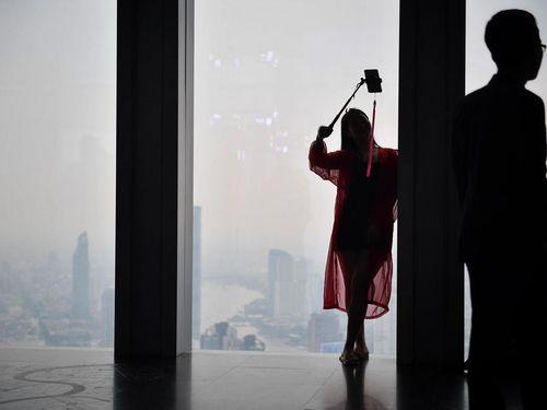 Quốc khánh Trung Quốc, khói bụi Thái Lan, người di cư vào top ảnh tuần