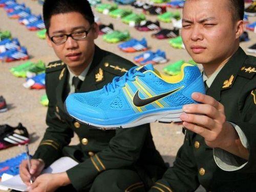 Doanh nghiệp Mỹ vật vã, tốn nhiều tiền chống hàng giả Trung Quốc