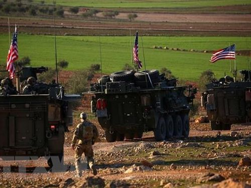 Động thái của Mỹ tại Syria là 'nhát dao đâm sau lưng' SDF
