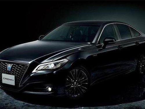 Sedan Toyota Crown Sport Style lịch lãm, sang trọng, chốt giá bán từ 1,1 tỷ đồng