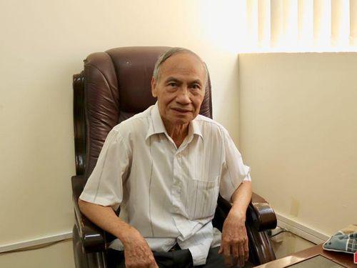 PGS. TSKH. Nguyễn Kế Hào mong muốn được gặp trực tiếp Phó thủ tướng Vũ Đức Đam