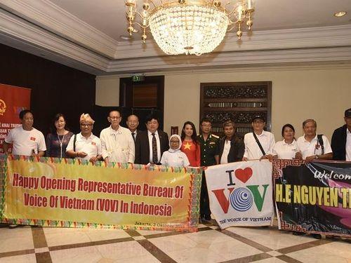 Chuyện thính giả Indonesia gần trăm tuổi, hơn 50 năm nghe Đài TNVN