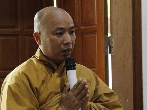 Sư Thích Thanh Toàn 6 năm liên tiếp bị xử phạt do xây dựng trái phép