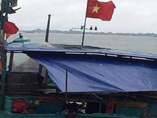 Chưa tìm thấy ngư dân Hà Tĩnh mất tích trên biển