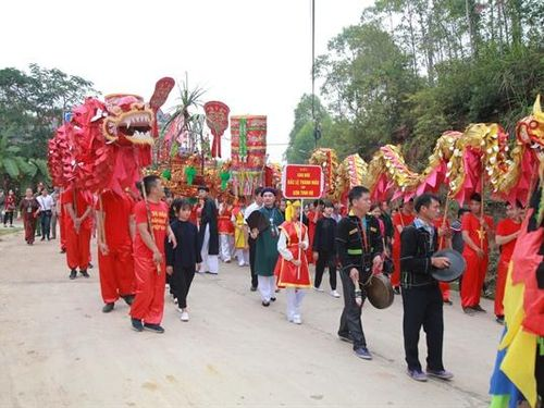Lễ hội truyền thống Đền Công đồng Bắc Lệ: Tôn vinh tín ngưỡng thờ Mẫu của người Việt