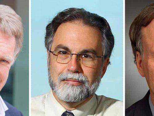 3 nhà khoa học chung giải Nobel Y Sinh