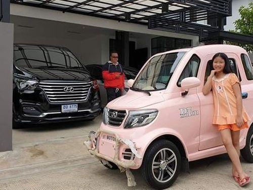 Xe ô tô điện mini Thái Lan: Người Việt khó sở hữu