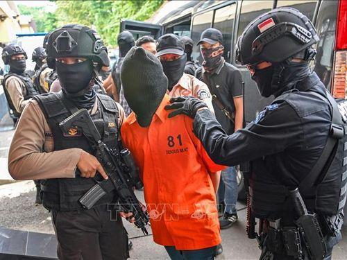 Phá tan âm mưu đánh bom hàng loạt tại Jakarta