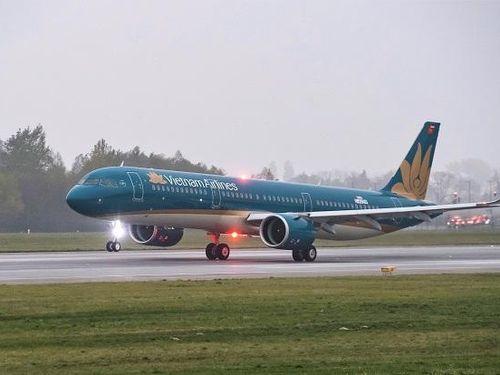 Máy bay Vietnam Airlines quay đầu khẩn cấp, cứu hành khách Hàn Quốc bị co giật