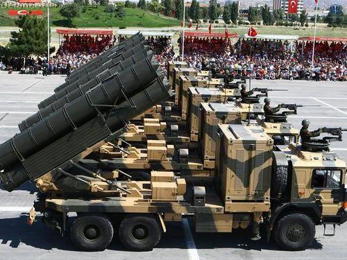 Sức mạnh quân sự đáng gờm của Thổ Nhĩ Kỳ
