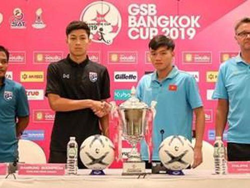 U19 Việt Nam gặp U19 Thái Lan