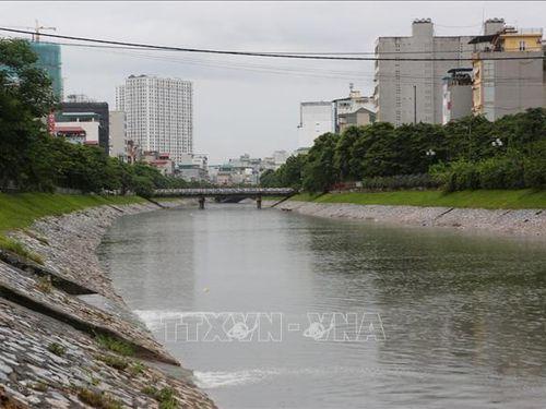 Giải pháp cấp nước tự chảy cho các sông nội thành Hà Nội