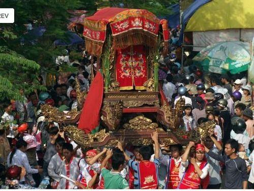 Lễ hội chùa Keo Hành Thiện đón Bằng chứng nhận Di sản Văn hóa phi vật thể quốc gia