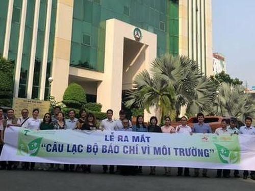 TPHCM: Ra mắt Câu lạc bộ Báo chí vì môi trường