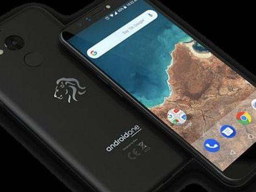 Châu Phi ra mất sản phẩm điện thoại thông minh đầu tiên