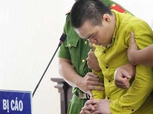 Kẻ giết người cướp của đổ gục trước án tử