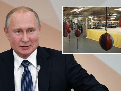 Tổng thống Putin tiết lộ chuyện bị vỡ mũi