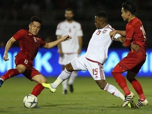 U22 Việt Nam và U22 UAE bất phân thắng bại
