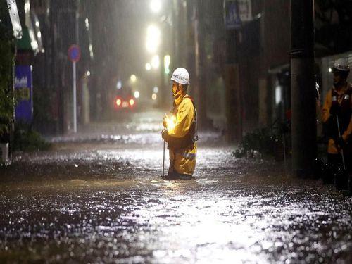 Hai người Việt Nam gặp nạn trong siêu bão Hagibis ở Nhật Bản