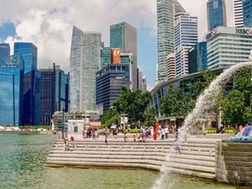 Singapore dỡ bỏ tượng sư tử biển Merlion