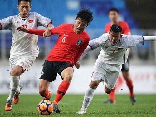 U19 Việt Nam không thể tạo nên bất ngờ trước Hàn Quốc