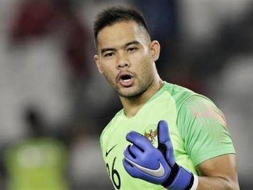 Indonesia chịu khủng hoảng thủ môn trước trận gặp Việt Nam