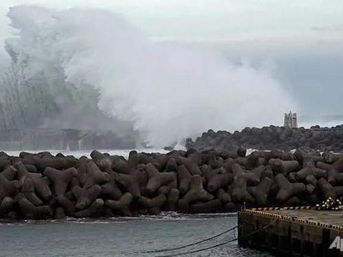 Nhật Bản: Thiệt hại về người trong siêu bão Habigis ngày càng tăng