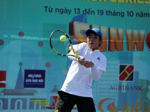 Tay vợt Việt Nam vào chung kết đơn nam, đôi nam giải U14 châu Á