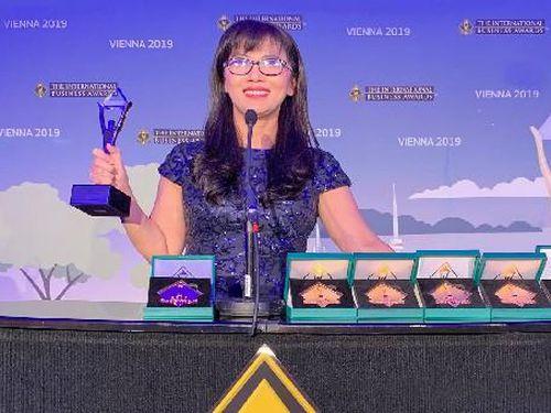 Nhà mạng Việt Nam thắng lớn tại Giải thưởng Stevie Awards 2019