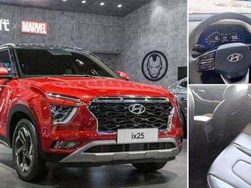Những điểm nổi bật trên Hyundai Creta 2020 vừa ra mắt giá rẻ 'giật mình'