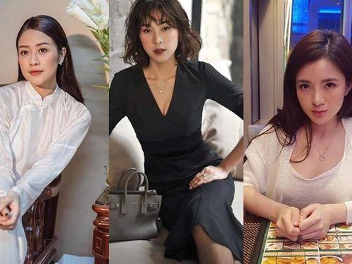 Dàn cựu gái xinh trường Chu, không chỉ đẹp mà còn rất nổi tiếng