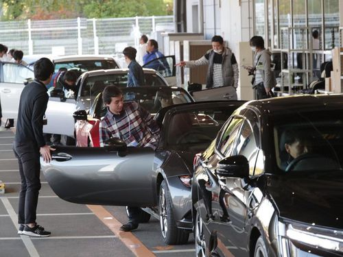 Triển lãm Ô tô Tokyo lần thứ 46 sẽ kéo dài trong 12 ngày